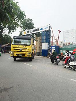 Dự án tại 69B Thụy Khuê, Tây Hồ, Hà Nội