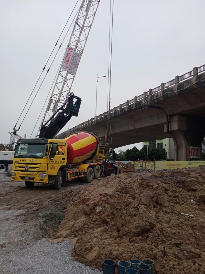 Đầu tư xây dựng cầu Vĩnh Tuy – Giai đoạn 2