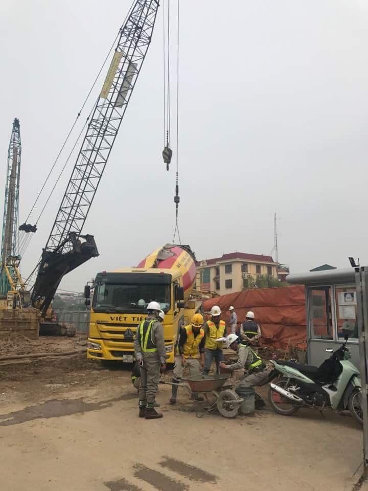 Dự án Đường vành đai 3 Đoạn Mai Dịch - Nam Thăng Long