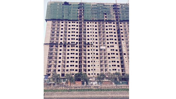 Công trình Nhà ở xã hội phường Đại Kim, Hoàng Mai